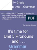 Unit a Pronouns - English Speaking Course Lucknow (CDI)/ www.cdilucknow.blogspot.com