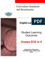 ECE - 8 English Student Learning Outcomes Dec23[1]