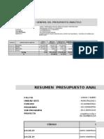 PRESUPUESTO ANALITICO CCAPACMARCA.xlsx
