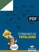 Estándares de Si No Es Seguro Fatalidad Hazlo Seguro Ahora!