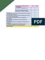 388042214 Lista de Cotejo Para Evaluar La Elaboracion de Un Videojuego