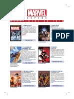 Novedades de Panini Comics Septiembre 2018