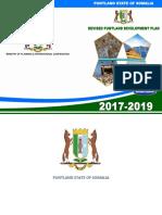 Revised Puntland Development Plan 2017 2019 Book