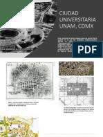 Ciudad Universitaria Unam, Cdmx