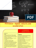 Physics 2 - Speed, velocity and acceleration.pdf