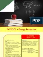 Physics 9 - Energy resources.pptx