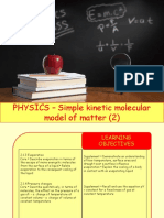 Physics 13 - Simple kinetic molecular model of matter - 2.pptx
