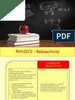 Physics 23 - Radioactivity.pptx