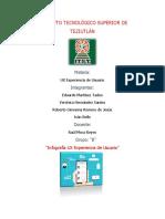 Infografía UX Equipo 2
