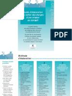 Methodologie Redaction Du Cahier Des Charges Mission de Conseil