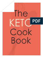 The Keto Cookbook