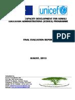 Somalia 2013-004 Evaluation ICDSEA Final Report