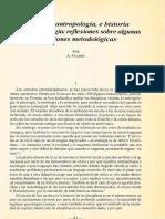 La Historia y Las Ciencias Sociales Fernand Braudel