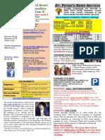 Bulletin 2018.09.09