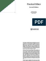 Peter Singer - Pratical Ethics.pdf