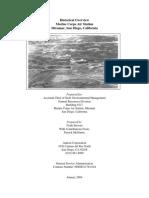 ICRMP Appendix-B Detailed History of Miramar