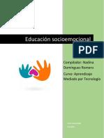 Antología Educación Socioemocional