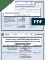 La Evaluacion Del Aprendizaje en Entornos Virtuales. Martinez Vasconcelos