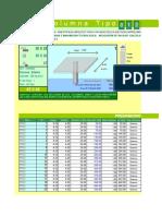Planillas de calculo para el Predimensionamiento en columnas - INGCIES.xls