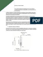 Medición de La Difusividad de Gases en Aceites Pesados