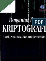 Pengantar Ilmu Kriptografi Teori Analisis & Implementasi Oleh Dony Ariyus (Amikom Yogyakarta