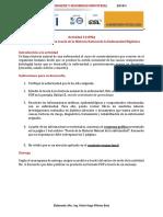 Act 4 - Indicaciones Para La Aplicación Historia Natural de La Enfermedad en Higiene