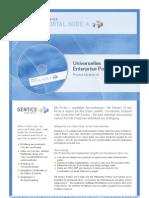 Gentics Portal.Node 4 Produktübersicht (DE)