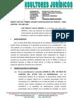 Subsana Demanda Unicón Alternativo Final