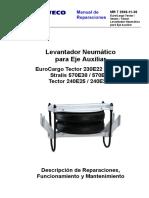 MR 07 EuroCargo Tector Stralis Levantador Neumtico Eje Auxiliar - Espanhol