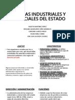 Empresas Industriales y Comerciales Del Estado  en Colombia