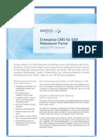 Gentics SAP Connector (DE)