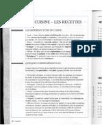 La Cuisine & Les Recettes