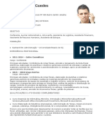 Curriculum Vitae Boaz de Avila Guedes