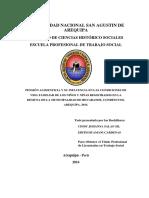 Tesis_pensión Alimenticia_influencia en Las Condiciones