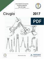 4to Año - Modulo Cirugia 2017 Udec