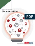 EIU_Yidan Prize Forecast_Education to 2030
