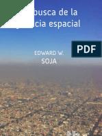 06 Edward Soja en Busca de La Justicia Espacial