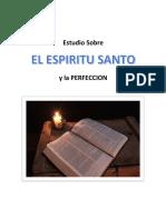 Estudio sobre el Espíritu Santo y la Perfección