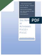 PVSS y PVSC