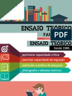 Apresentação_ENSAIO20182