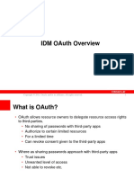 OAuth Pres