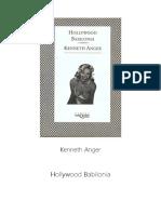 Hollywood Babilonia de Kenneth Ange