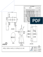 Arreglo General Manifold de Distribucion de Aire-model