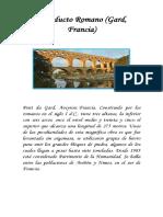 Acueducto Romano