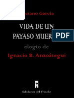 Luciano García, Vida de un payaso muerto (Elogio de Ignacio B. Anzoátegui).pdf