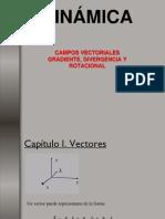 Campo Vectorial Grad Div Rot