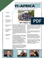 newslettr vol1. 2009 NYI
