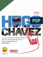 Tomo II. Discursos Hugo Chávez