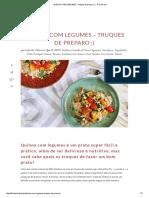 QUINOA COM LEGUMES - truques de preparo ;) - Flor de Sal.pdf