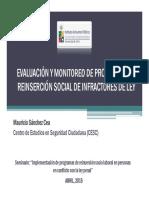 Reinsercion social